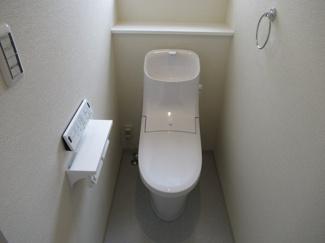 トイレ(手洗付きロータンク・温水洗浄便座)