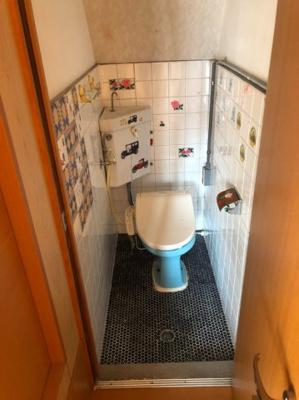 【トイレ】下京区西七条西八反田町