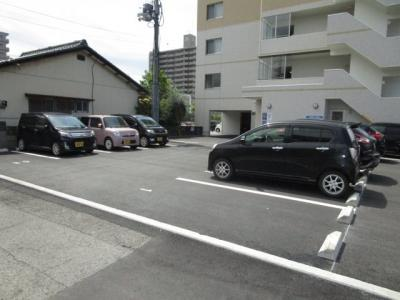 【駐車場】Renotta Takewara