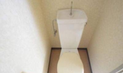 【トイレ】ルパルク松ヶ枝
