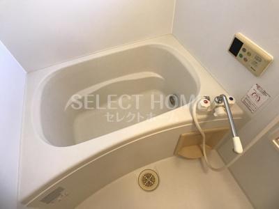 【浴室】ベルパーク丸山C棟