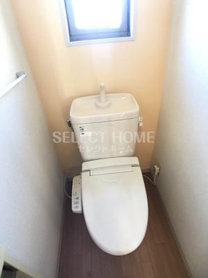 【トイレ】ベルパーク丸山C棟