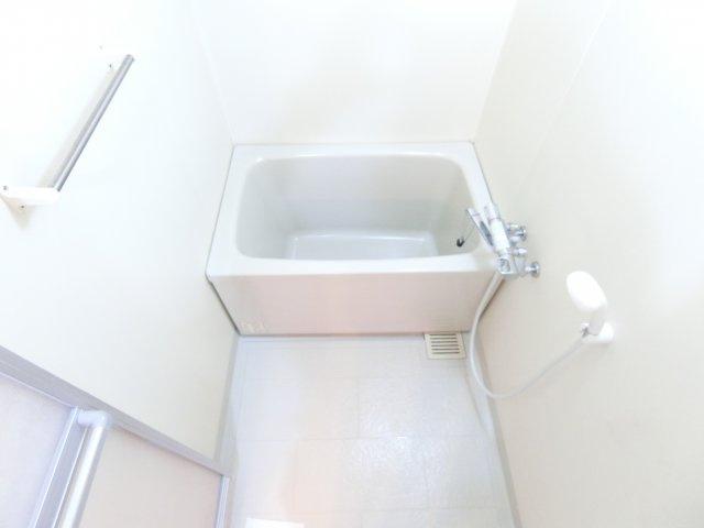 【浴室】加寿栄荘
