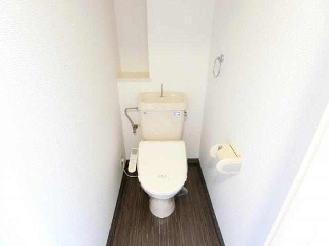 【トイレ】加寿栄荘