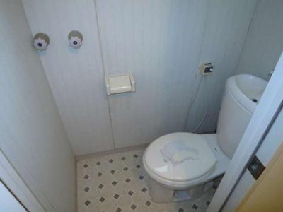 【トイレ】フレグランスオン