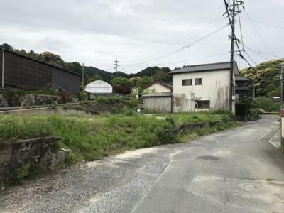 【外観】那珂川市大字山田95坪土地