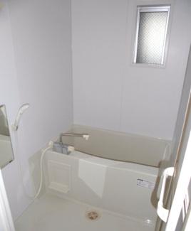 【浴室】ファミールマンションひらた