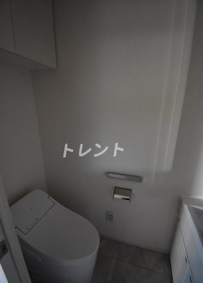 【トイレ】ブランズ愛宕虎ノ門