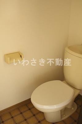 トイレ 201号室参考写真