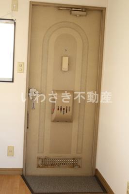 玄関 201号室参考写真