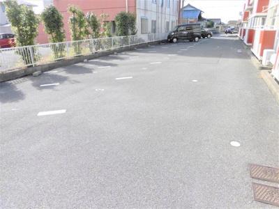 【駐車場】サンライフミノウラ