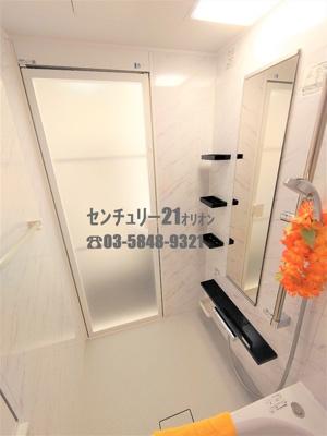 【浴室】パレステージ練馬(ネリマ)II