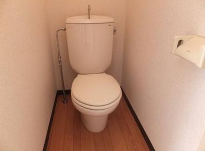 【トイレ】アパート松毯
