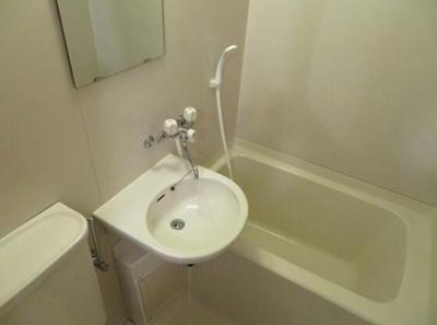 【浴室】ピュアメゾンときわ台