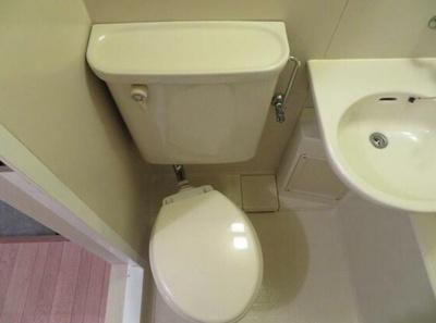 【トイレ】ピュアメゾンときわ台