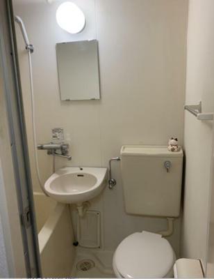 【浴室】クリオ淵野辺壱番館