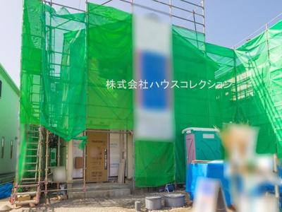 【外観】我孫子市下ケ戸第9 新築戸建 1号棟