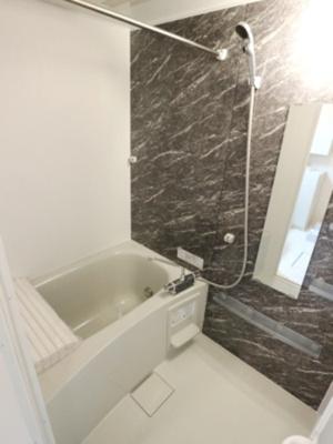 【浴室】レーヴマニフィック南柏