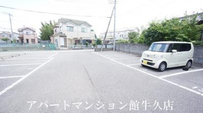 【駐車場】esperanza(エスぺランサ)B