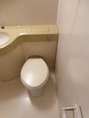 【トイレ】メゾンむさし野