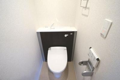 【トイレ】グランシェ