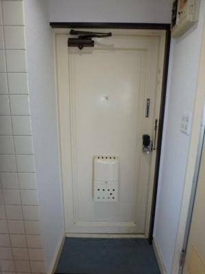 【玄関】フラワーマンション