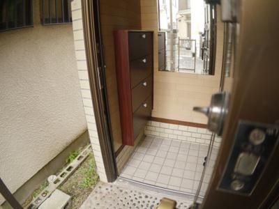 【玄関】垂水 福田の家
