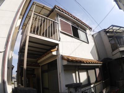 【外観】垂水 福田の家