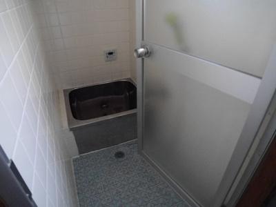 【浴室】垂水 福田の家
