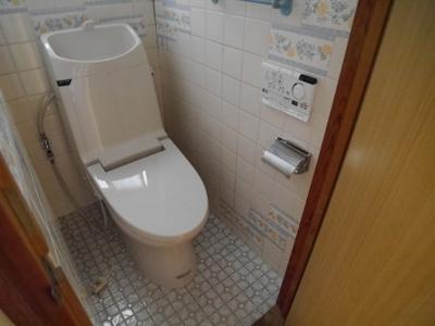 【トイレ】垂水 福田の家