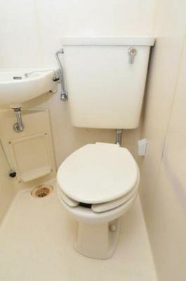 【トイレ】メゾンドドリーム