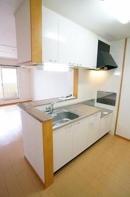 【キッチン】スプレン ディード B
