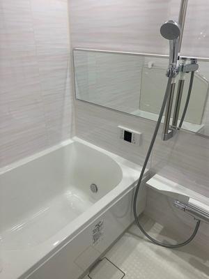 【浴室】北落合第2住宅357号棟