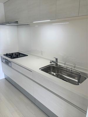 【キッチン】北落合第2住宅357号棟