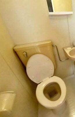 【トイレ】ドルフ深大寺
