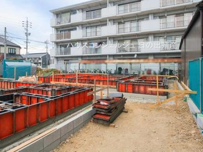 【外観】名古屋市西区歌里町171【仲介手数料無料】新築一戸建て 2号棟