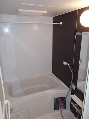 【浴室】サニーフラット