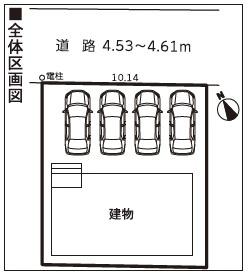 岐阜市蔵前 新築建売 価格1890万円で登場です!お車並列4台可能!最寄りの駅まで徒歩10分!
