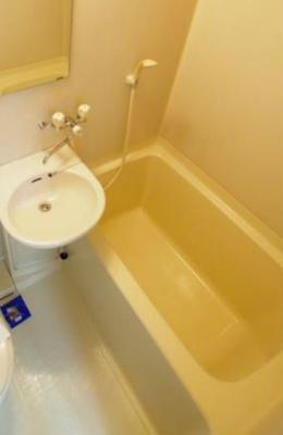 【浴室】ハイム氷川