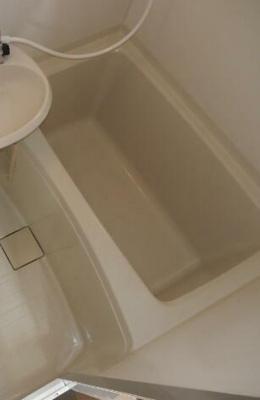 【浴室】メゾンフジ