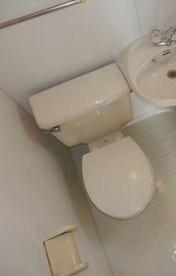 【トイレ】メゾンフジ