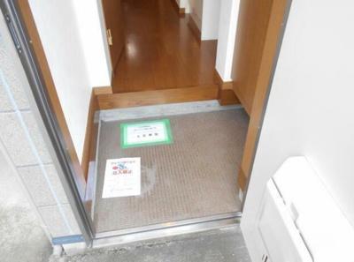 【玄関】テラスボナール