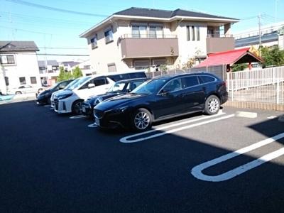 【駐車場】H,プロムナ-ド
