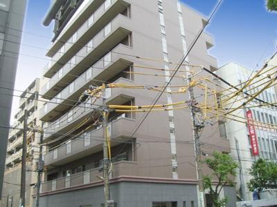 【外観】ノーブル・コーケ・横浜