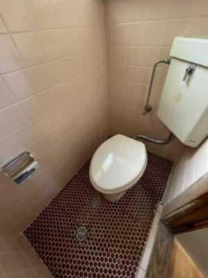 【トイレ】喜志町4丁目貸家