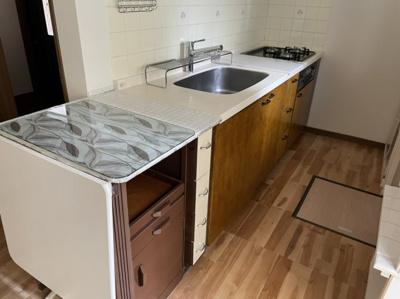 【キッチン】上落合3丁目貸家