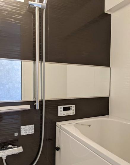 【浴室】すみれ橋第一コーポ2号棟
