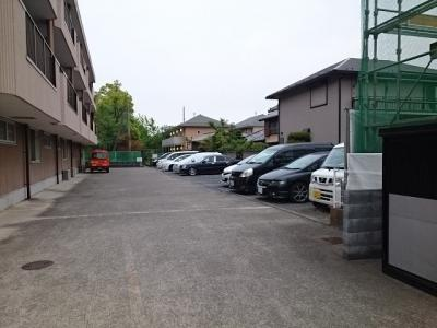 【駐車場】サンマリッチ