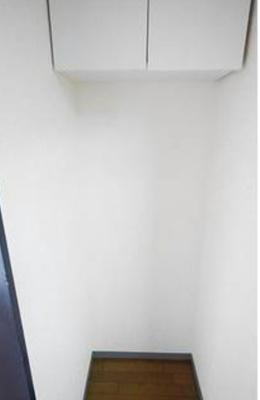 【収納】アパートメントバラヤマ