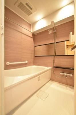 【浴室】ニックハイム中目黒